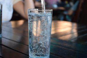 炭酸水 『 ガルヴァニーナブルー 』